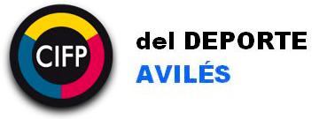 Logo de CIFP del deporte Avilés